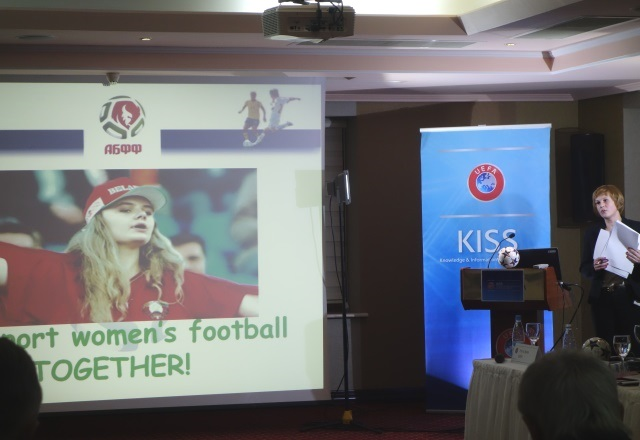 UEFA KISS Workshop
